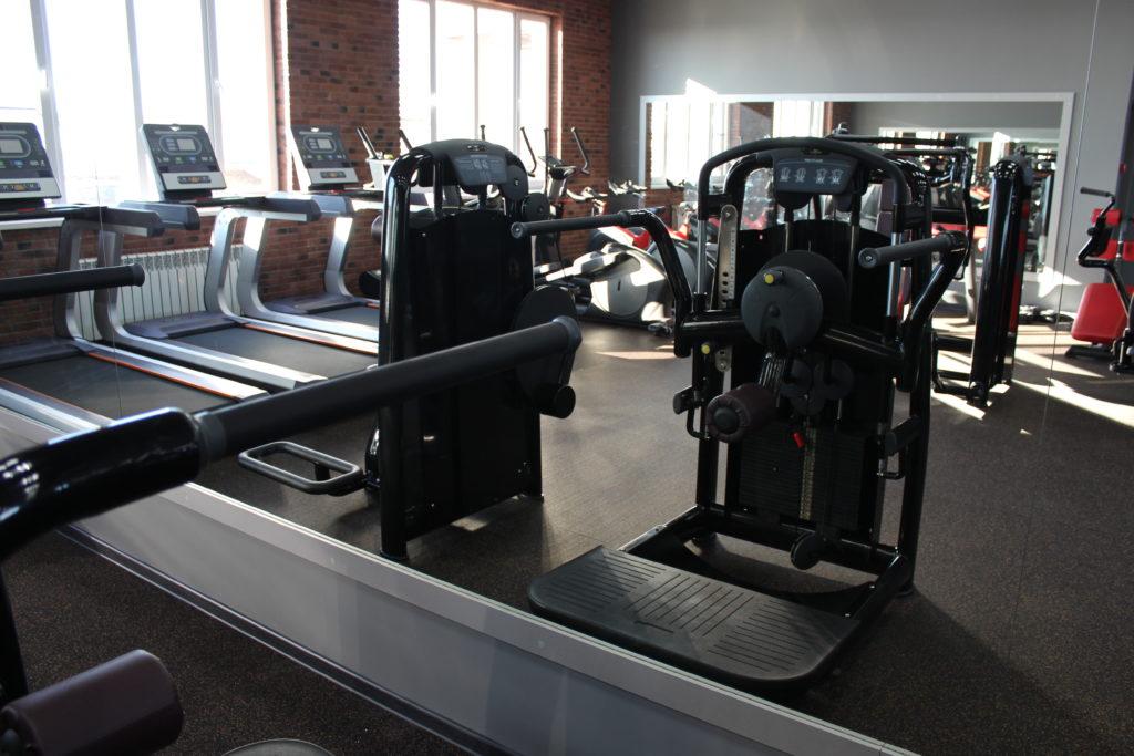 Тренажеры для фитнес-центра