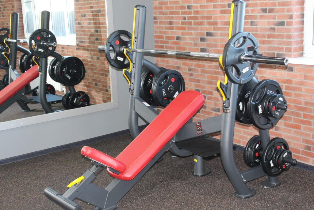 Фитнес-оборудование для зала